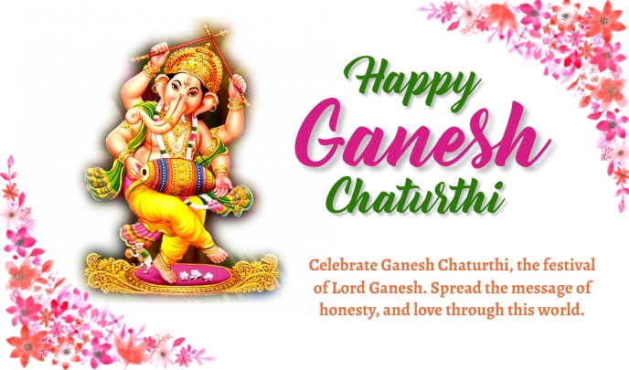 Ganesh Chaturthi Тег template