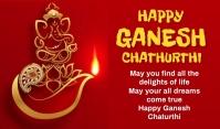 Ganesh chaturthi Ithegi template