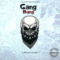 Gang Musi Mixtape/Album Cover Art