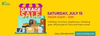 Garage Sale Facebook Cover