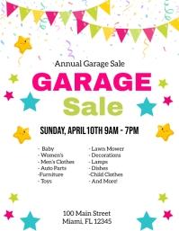 garage sale templates