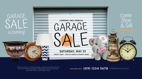 Garage Sale Twitter Post
