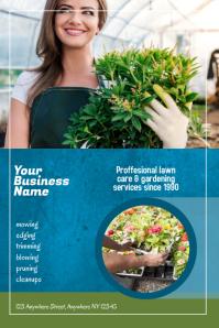 garden center landscaping Flyer