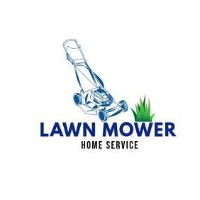 garden service logo template