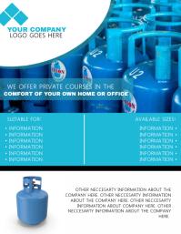 Gas Company Template