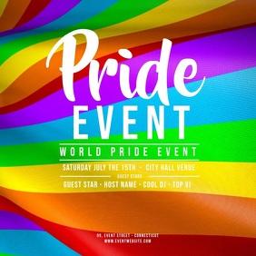 GAY PRIDE EVENT Rainbow Flag