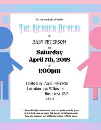 Baby Announcement Design Templates Postermywall