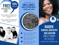 General Dentistry Flyer (US Letter) template