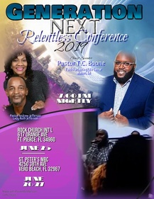 Generation Next Relentless Conference