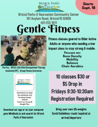 Gentle Fitness