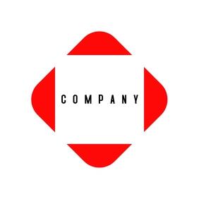 Geometric company logo