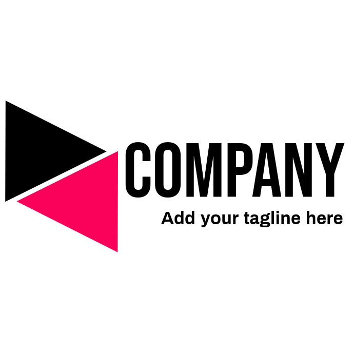 Geometric icon logo