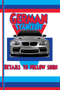 german stance off