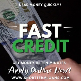 Get Credit Loans Video Template
