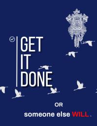 Get it Done - Motivational