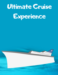 Ultimate Cruise Experience Poster