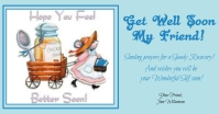 get well 2 Facebook Shared Image template