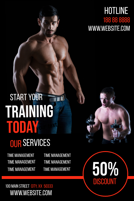 Get your fitness for life