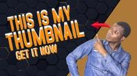 Get YouTube Thumbnail Pantalla Digital (16:9) template