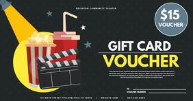 Gift Card Gambar Bersama Facebook template