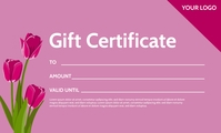 gift certificate Voucher Coupon Bon Card Ad US na Legal template