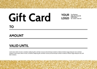 gift certificate Voucher Coupon Bon Card Ad Ikhadi leposi template