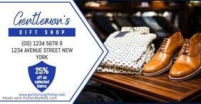 Gift Shop Gambar Bersama Facebook template