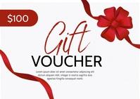 Gift Voucher Cartolina template