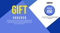 Gift Voucher Twitter Post template