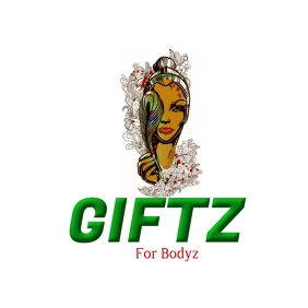 Gifts for Bodies Graphic Logo Logotipo template