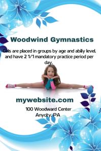 Girls Fitness Gymnatics