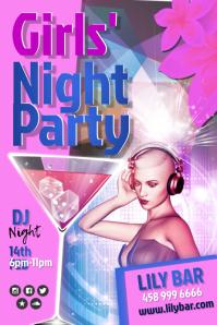 girls night party