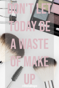 Girly Quote Poster
