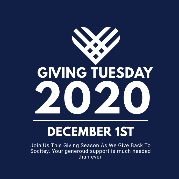 Giving Tuesday Fundraising Flyer Template Isikwele (1:1)