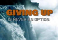 GIVING UP AND OPTION QUOTE TEMPLATE A3