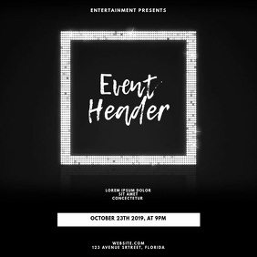 Glamour Event Video Design Instagram