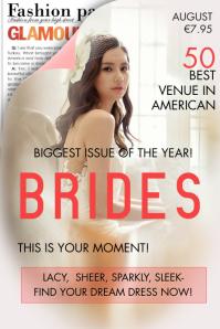 Glamour Wedding Fashion Magazine