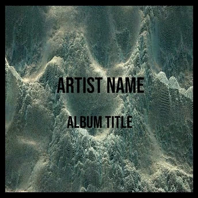 GLITCH ALBUM ART