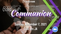 Global Communion Service Isithonjana se-YouTube template