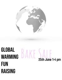 Global Warming Bake Sale