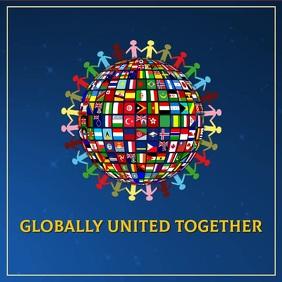 Globally Together IG Post