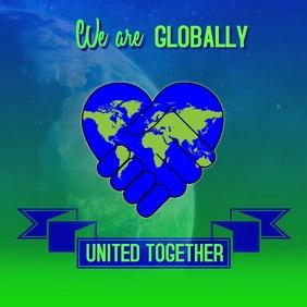 Globally United IG Post