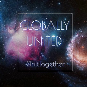 Globally United Message Video