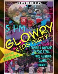 Glow Glory Party