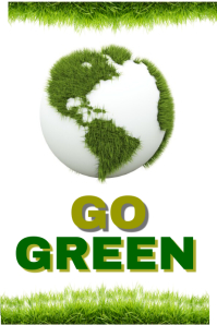 400 customizable design templates for green postermywall