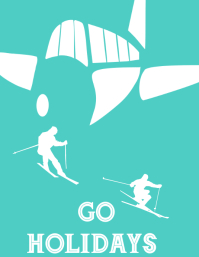 Go Holidays Poster