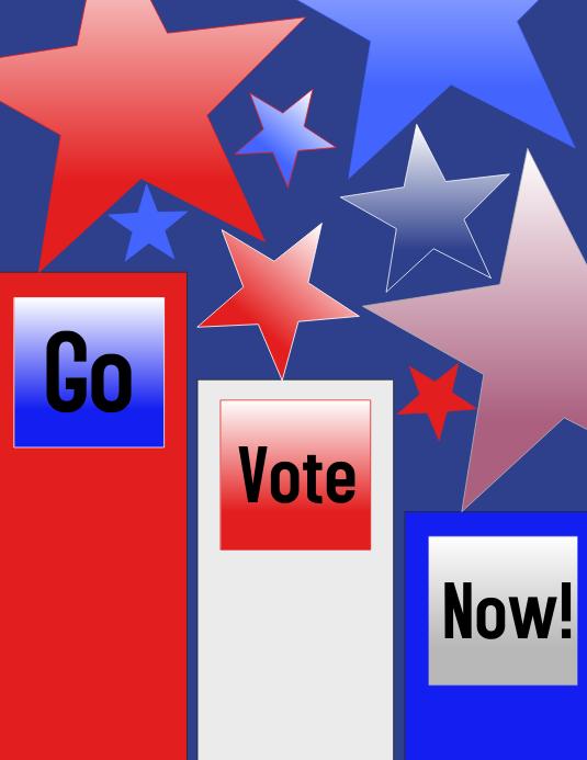 Go Vote Now