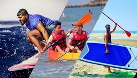 Goa Surf Banner 博客标题 template