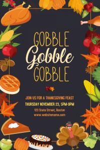 Gobble Gobble Gobble poster
