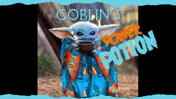 Goblin Video Audio Story Umbukiso Wedijithali (16:9) template
